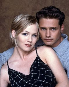 Jennie Garth et Jason Priestley