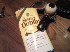 Sweet Dublin and IMP Meerschaum Pipe
