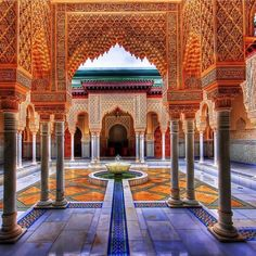 Marrakech Attractions - 10 fun things to do & places to visit with kids & family in Marrakech, Morocco. Here are ten best things to do with kids in Marrakech, Morocco that you cannot miss out. Moroccan Design, Moroccan Decor, Moroccan Style, Moroccan Bedroom, Moroccan Lanterns, Moroccan Interiors, Islamic Architecture, Beautiful Architecture, Art And Architecture
