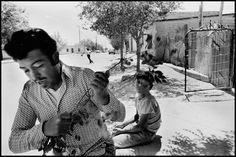 Alex Webb, el fotógrafo obsesionado con la realidad Henri Cartier Bresson, Andre Kertesz, Edward Weston, Vivian Maier, Robert Doisneau, Ansel Adams, Alex Webb, Aubry, New York Times Magazine