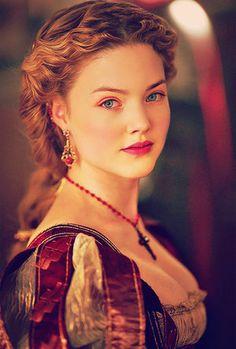 Lady Lucrezia Borgia #SaveTheBorgias