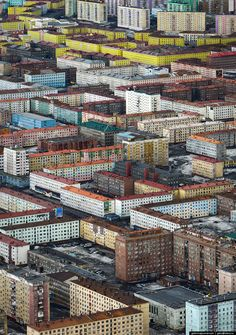 lapetitecole: This is one of the most interesting photographs I've ever seen: Norilsk, Russia Photo: Stepanov Slava