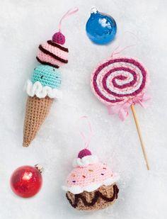 Adornos Sweet Shop   ganchillo hoy