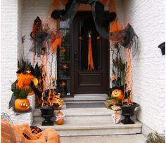 1000 id es sur le th me halloween ext rieur sur pinterest for Decoration exterieur halloween