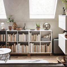 """Gefällt 8,791 Mal, 31 Kommentare - IKEA Deutschland (@ikeadeutschland) auf Instagram: """"Tagesziel: Bücherregal aufräumen. ✔️#EKET #meinIKEA"""""""
