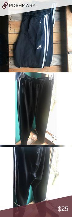 adidas clima fresco calcio pantaloni grandi uomini ma in forma femminile