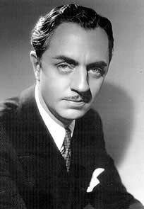 William Powell (The Thin Man 1934)