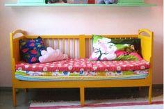 20 ideias para reaproveitar o berço do bebê como outro móvel da casa - Gravidez e Filhos - UOL Mulher