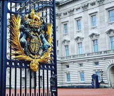Lots of rain today in southern #France. Reminds me a bit of this place. | #Buckingham Palace | #London #England | 3.2.16  _____ #unitedkingdom #westminster #buckinghampalace #queenelizabeth #palace #britain #royals #weather #ig_london #iglondon #iguk #igengland #igersuk #sightseeing #tourism #tourist #winter #tapif #girlstravel #travel #travelgram #instatravel #igtravel #nikon #nikond90 #nikonphotography by discoanddessert