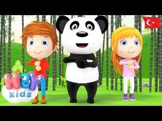 A Ram Sam Sam song for kids + more nursery rhymes by HeyKids Kids Nursery Rhymes, Rhymes For Kids, Sam Sam, Just Dance Kids, Animation 3d, Monkey Jump, Five Little Monkeys, Little Duck