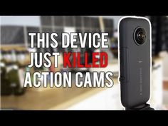 This Magical Device Just Killed Action Cams via MakeUseOf [Video] Free Programming Books, Ram Module, Diy Tech, Human Behavior, Computer Hardware, Ted Talks, Home Automation, Hardware