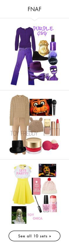 """""""FNAF"""" by graceraccoon on Polyvore featuring fnaf and art"""