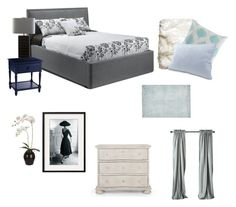 """""""Classic & Modern"""" by tanyaprinsloo09 on Polyvore featuring interior, interiors, interior design, home, home decor, interior decorating, Surya, H&M, Sia and Flamant Interior Decorating, Interior Design, Next Door, Interiors, Bed, Classic, Modern, Polyvore, Furniture"""