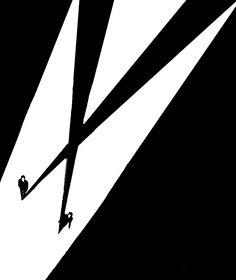 X-Files stencil template