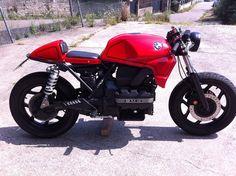 Best Motorcycles: Tarmac BMW K75