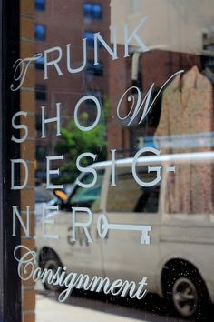 Trunk Show Designer Consignment in Harlem turns 1, cash in on your closet on 113th Street & FDB