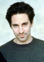 Scott Cohen...huff puff he's a gorgeous wolf