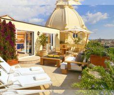 Westin Excelsior, un paraíso terrenal en Roma. #travel #trip #viaje #viajar #roma #rome #viajes