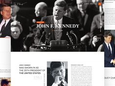 John F. Kennedy Blog Post