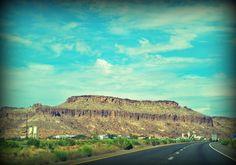 Interstate 40, Mojave Desert, Arizona