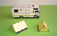 This paper model is a simple Avia 30 Camp, created by ABC, and the scale is in 1:100.