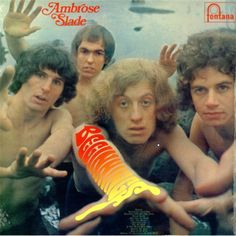 """Slade's first record, """"Beginnings"""", as Ambrose Slade in 1969. This one is a MUST HAVE for any, true, fan."""