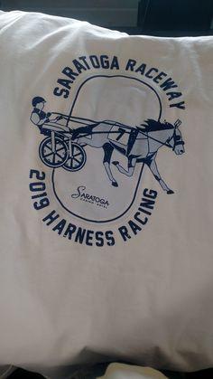 Saratoga Harness Racing, Mens Tops, T Shirt, Supreme T Shirt, Tee Shirt, Tee