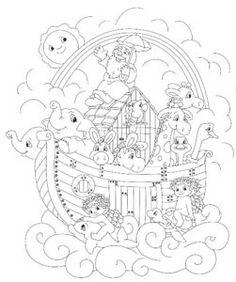 free noah 39 s ark coloring pages noah 39 s ark coloring page noah pinterest ausmalbilder. Black Bedroom Furniture Sets. Home Design Ideas
