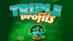 You are able to #play one to three rows and bet with one to five coins on each row. The #game is also giving two spins for each bet. For the First spin, the reel at the bottom will spin and you would choose to hold the best symbol. #TripleProfits is a #classic 3 reel video slot game with 3 pay lines, wilds and many profitable actions.