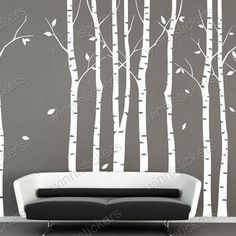 Best Birch Tree Art Products on Wanelo