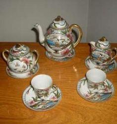 Conjunto Chá Japones
