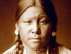 Buffalo Calf Road Woman - Northern Cheyenne