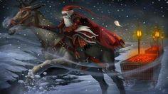 medieval santa claus - Google Search
