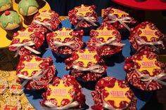 Meu Dia D - 3 anos Davi - Toy Story (8)