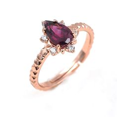 Cheap garnet ring, Buy Quality rings for women directly from China ring for Suppliers:     Ring- 925 Sterling Silver        BRAND NEW & Gift-Wrapped                            &nb