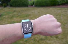 Una razón para pensar bien antes de comprar el Apple Watch Sport: el Cristal Ion-X que cubre su pantalla