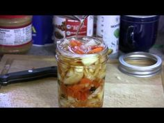 How to make spicy Vinegar (MIcrodac style)