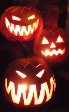 Scary pumpkins #2