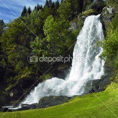 Vodopád — Stock obrázek #3063883