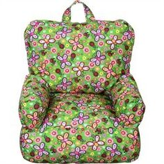 Tot Arm Chair Happy Butterfly - $50- possible birthday gift