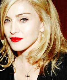 Madonna-love her!