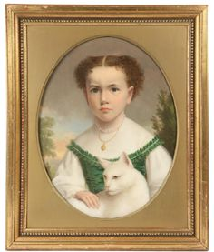 VICTORIAN PORTRAIT OF A GIRL