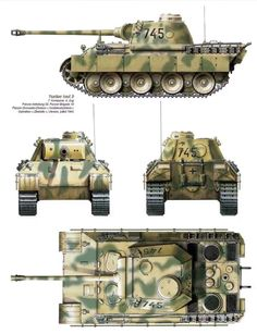Panzerkampfwagen V Panther Ausf. D, batallon Panzer , Kursk, 1943 Panther Panzer, Der Panther, Panzer Iv, Army Vehicles, Armored Vehicles, War Thunder, Tiger Tank, Tank Destroyer, Model Tanks