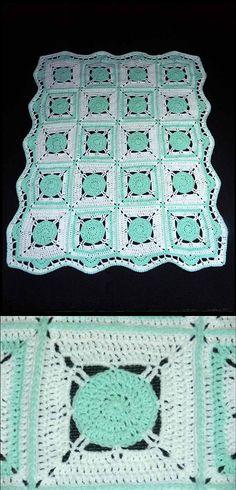 Dream Blanket Free Crochet Pattern