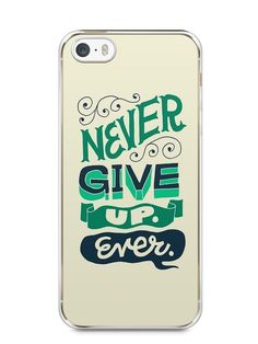 Capa Iphone 5/S Frase #2 - SmartCases - Acessórios para celulares e tablets :)
