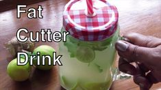 Fat Cutter Drink - How To Lose Weight Fast With Ginger And Lemon - Fat B...