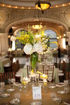 This tablescape is great, and the lighting is just right!