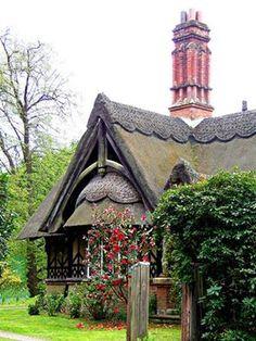 Cottage in Suffolk, England