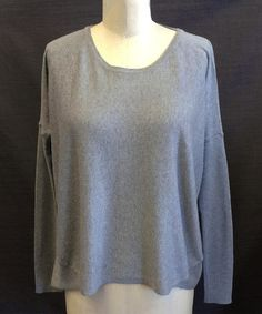 Look at this Heather Gray Scoop Neck Action Pullover Sweater - Women by Vintageous Hippy Fashion, Heather Gray, Pulls, Snug, Pullover Sweaters, That Look, Scoop Neck, Sweaters For Women, Action