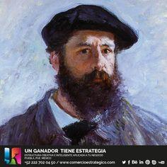 « El placer más noble es la alegría de la comprensión. » Claude Monet 14 de noviembre de 1840. Uno de los creadores del impresionismo. El término impresionismo deriva del título de su obra Impresión, sol naciente (1872).